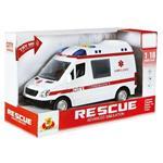 Rescue Ambulanza Luci e Suoni