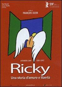 Ricky. Una storia d'amore e libertà di François Ozon - DVD
