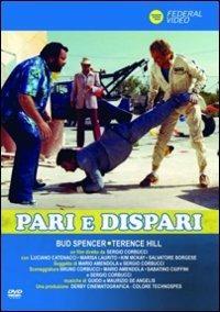 Pari e dispari di Sergio Corbucci - DVD