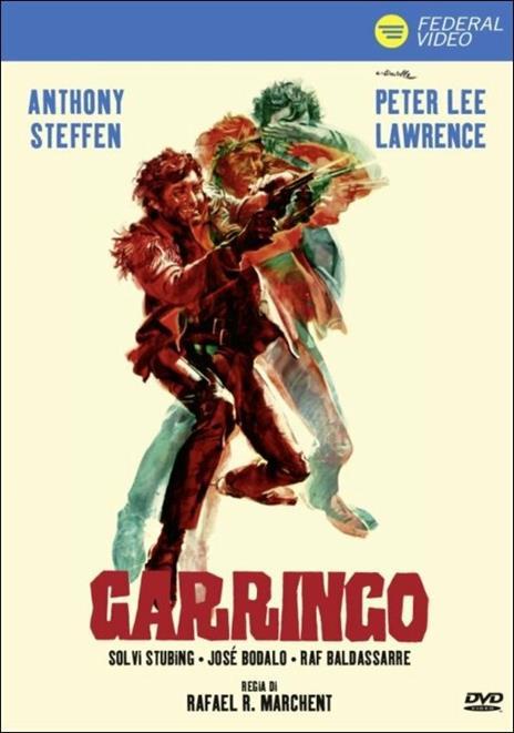 Garringo di Rafael Romero Marchent - DVD
