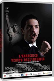 L' anarchico venuto dall'America (DVD)