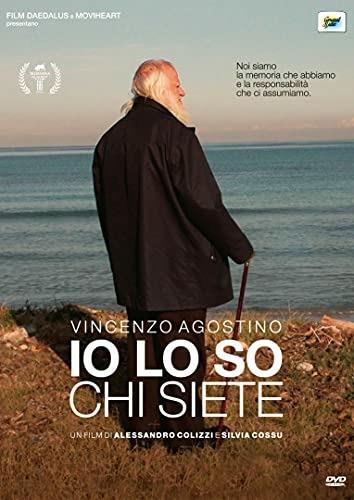 Vincenzo Agostino. Io lo so chi siete (DVD) di Alessandro Colizzi - DVD