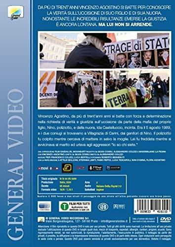 Vincenzo Agostino. Io lo so chi siete (DVD) di Alessandro Colizzi - DVD - 2