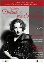 Marlene Dietrich & Josef von Sternberg (2 DVD)