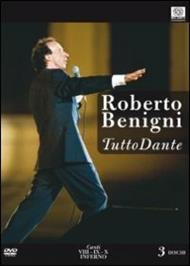 Roberto Benigni. Tutto Dante. Vol. 4 (3 DVD)