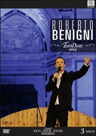 Tutto Dante. Vol. 10. Inferno. Canti XXVI - XXVII - XXVIII (3 DVD)