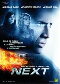 Next di Lee Tamahori - DVD