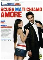 Scusa ma ti chiamo amore (DVD)