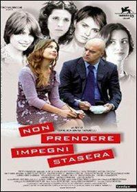 Non prendere impegni stasera (DVD) di Gianluca Maria Tavarelli - DVD