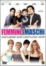 Femmine contro maschi (DVD)