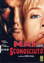Mai con uno sconosciuto (DVD)