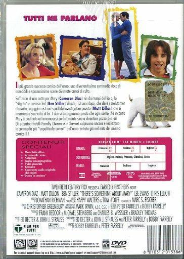 Tutti pazzi per Mary di Peter Farrelly,Bobby Farrelly - DVD - 2