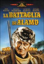 La battaglia di Alamo (DVD)