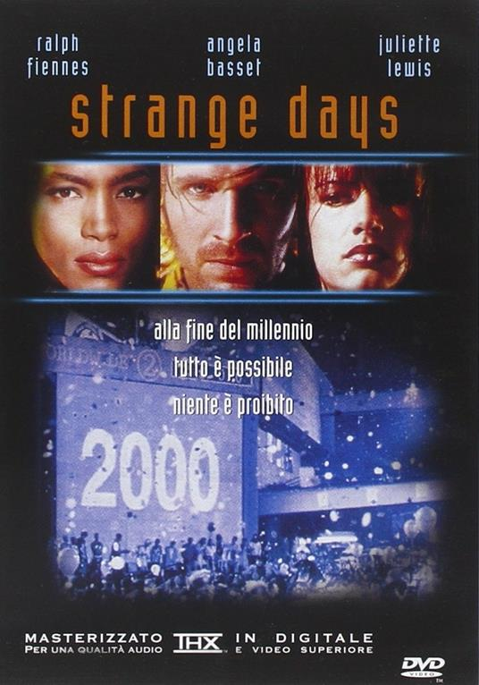 Strange Days<span>.</span> Edizione speciale di Kathryn Bigelow - DVD