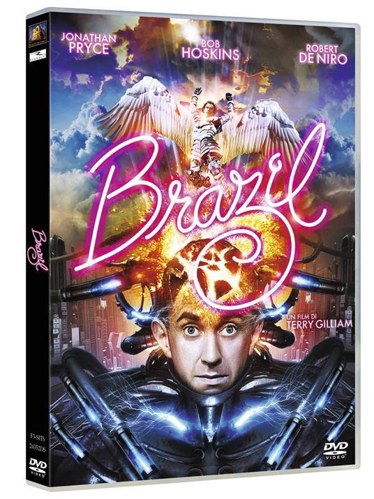 Brazil<span>.</span> Special Edition di Terry Gilliam - DVD