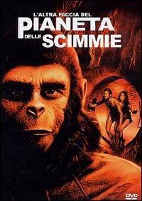 L' altra faccia del pianeta delle scimmie di Ted Post - DVD