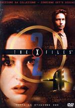 X files. Stagione 02 (7 DVD)