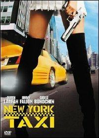 New York Taxi di Tim Story - DVD