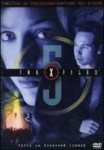 X Files. Stagione 5