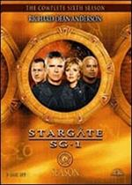 Stargate SG1. Stagione 6 (6 DVD)