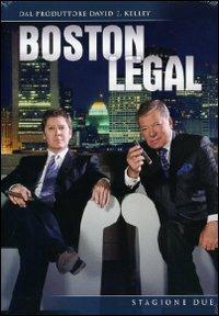 Boston Legal. Stagione 2 (7 DVD) - DVD