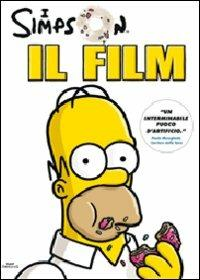 I Simpson. Il film di David Silverman - DVD