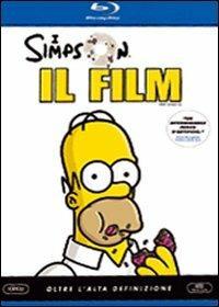 I Simpson. Il film di David Silverman - Blu-ray