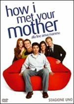 How I Met Your Mother. Alla fine arriva mamma. Stagione 1 (3 DVD)