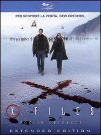 X Files. Voglio crederci di Chris Carter - Blu-ray