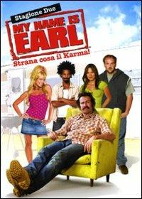 My name is Earl. Stagione 2 (4 DVD) di Marc Buckland,Chris Koch,Millicent Shelton,Craig Zisk - DVD