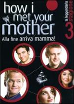 How I Met Your Mother. Alla fine arriva mamma. Stagione 3 (3 DVD)