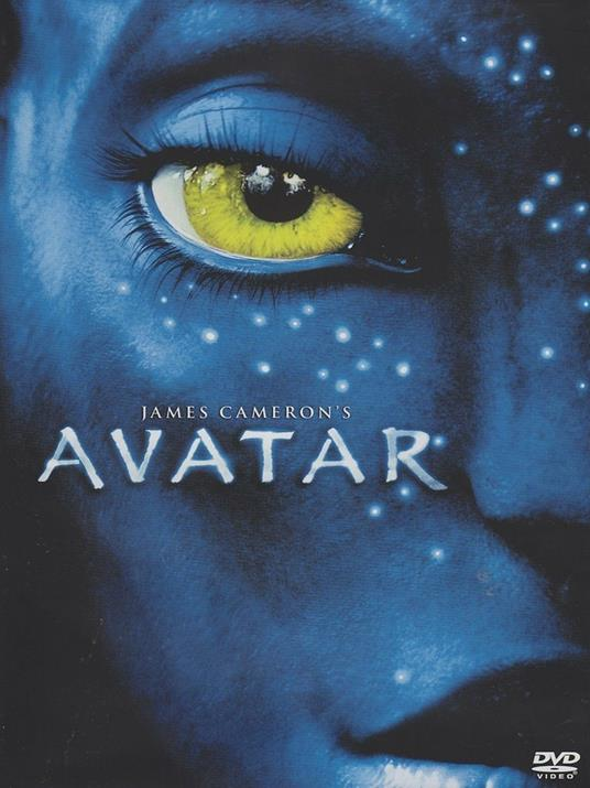 Avatar di James Cameron - DVD