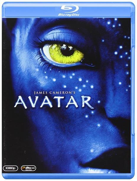 Avatar di James Cameron - Blu-ray