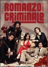 Romanzo criminale. Stagione 1 (4 DVD) di Stefano Sollima - DVD