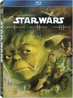 Star Wars. Prequel Trilogy. Episodi I - II - III (3 Blu-ray)