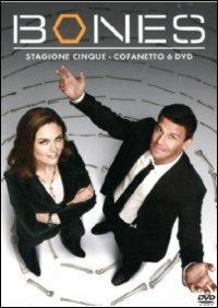 Bones. Stagione 5 (6 DVD) di Ian Toynton,Alex Chapple,Allan Kroeker,David Boreanaz - DVD