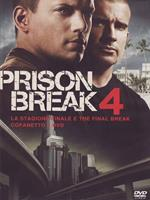 Prison Break. Stagione 4 + The Final Break. Serie TV ita (7 DVD)