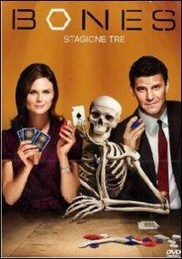 Bones. Stagione 3 (4 DVD) di Ian Toynton,Allan Kroeker,Craig Ross Jr.,Steven DePaul - DVD