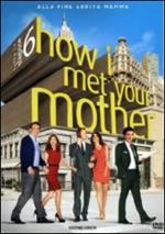 How I Met Your Mother. Alla fine arriva mamma. Stagione 6 (3 DVD)