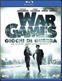 Wargames. Giochi di guerra di John Badham - Blu-ray