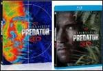 Predator 3D (DVD + Blu-ray + Blu-ray 3D)