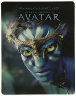 Avatar 3D. Limited Edition (DVD + Blu-ray + Blu-ray 3D)
