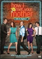 How I Met Your Mother. Alla fine arriva mamma. Stagione 7 (3 DVD)