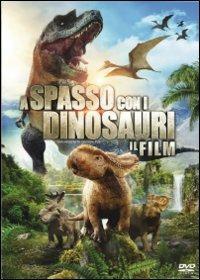 A spasso con i dinosauri di Barry Cook,Neil Nightingale - DVD