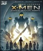 X-Men. Giorni di un futuro passato 3D (Blu-ray + Blu-ray 3D)