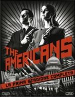 The Americans. Stagione 1 (3 Blu-ray)