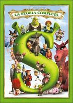 Shrek. La storia completa (4 DVD)