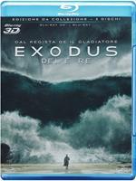 Exodus. Dei e Re 3D (Blu-ray + Blu-ray 3D)