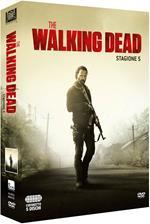 The Walking Dead. Stagione 5. Serie TV ita (5 DVD)