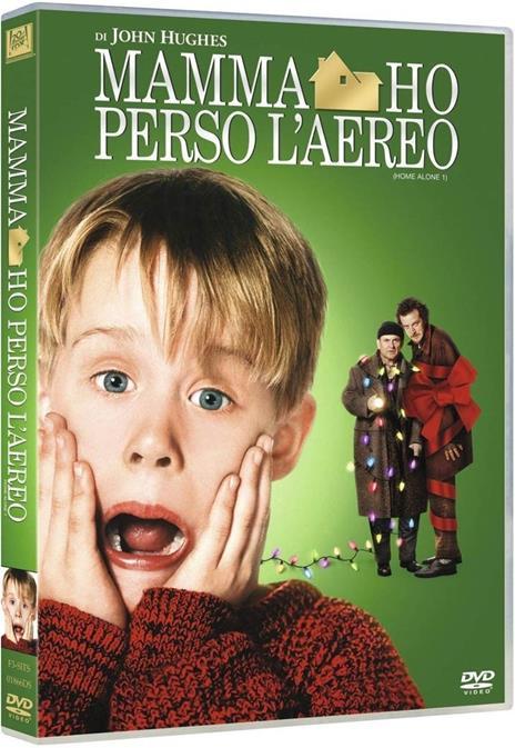 Mamma, ho perso l'aereo di Chris Columbus - DVD